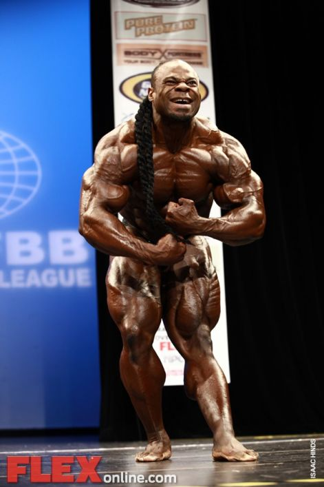 Kai Greene is t...